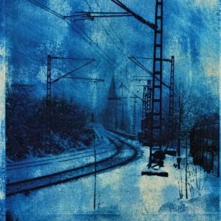 05-56 Gleise vor Marbach